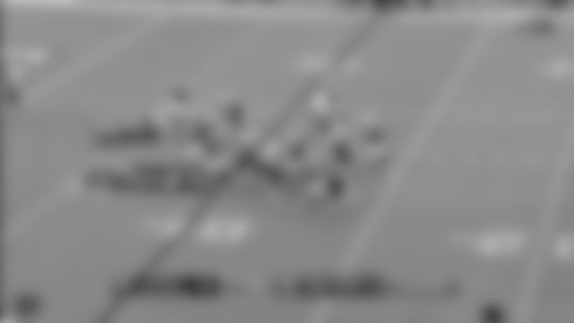 Highlight: Trent Murphy stops Derrick Henry in the backfield