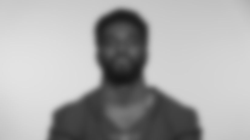This is a 2020 photo of Duke Thomas of the Arizona Cardinals NFL football team. This image reflects the Arizona Cardinals active roster as of Saturday, Aug. 1, 2020 when this image was taken. (AP Photo)