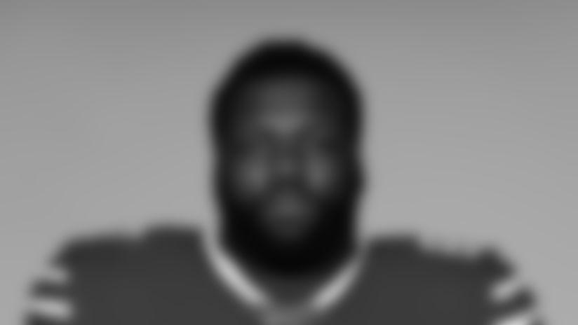 Quinton Spain  - Buffalo Bills, May 1, 2019.Photo by Craig Melvin/Buffalo Bills