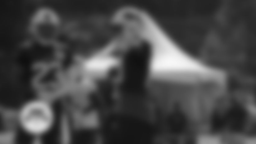 Camp Highlight: Jordan Poyer Pass Break Up