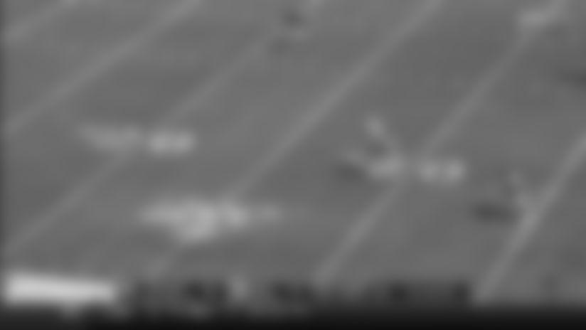 Highlight: Josh Allen finds Isaiah McKenzie on 26-yard completion