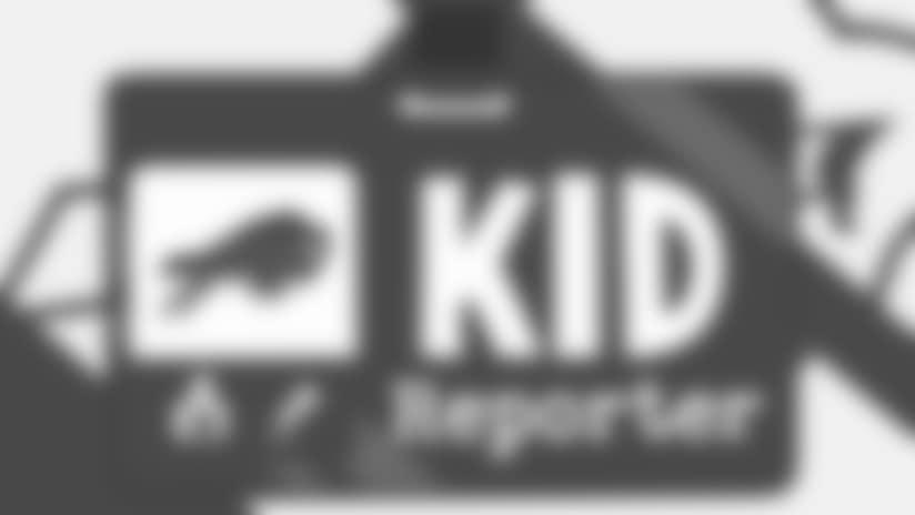 Kid Reporters showcase Kids Day Fun!