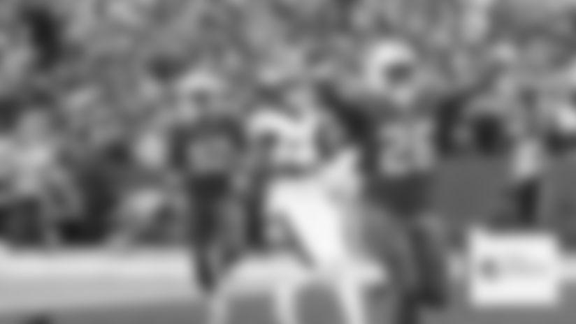 Touchdown Tuesday: Bills vs. Eagles Week 8