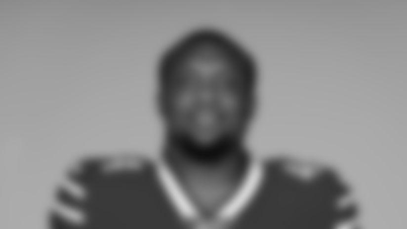 Deon Lacey - Buffalo Bills, May 1, 2019.Photo by Craig Melvin/Buffalo Bills