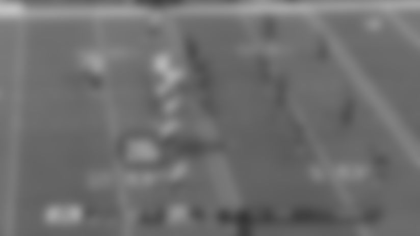 Highlight: Devin Singletary gets shifty on 14-yard pickup