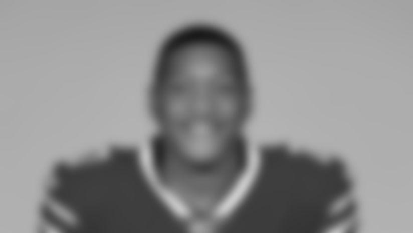 Cory Carter - Buffalo Bills, May 14, 2019.Photo by Craig Melvin/Buffalo Bills