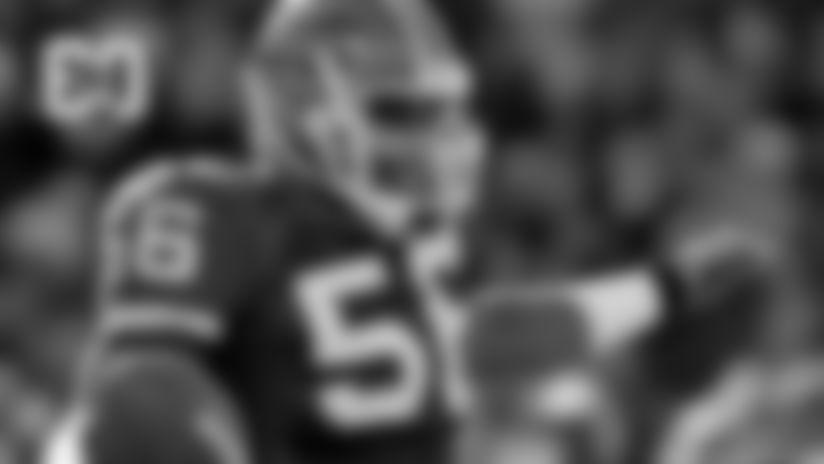 8 questions with Bills Legend Sam Cowart