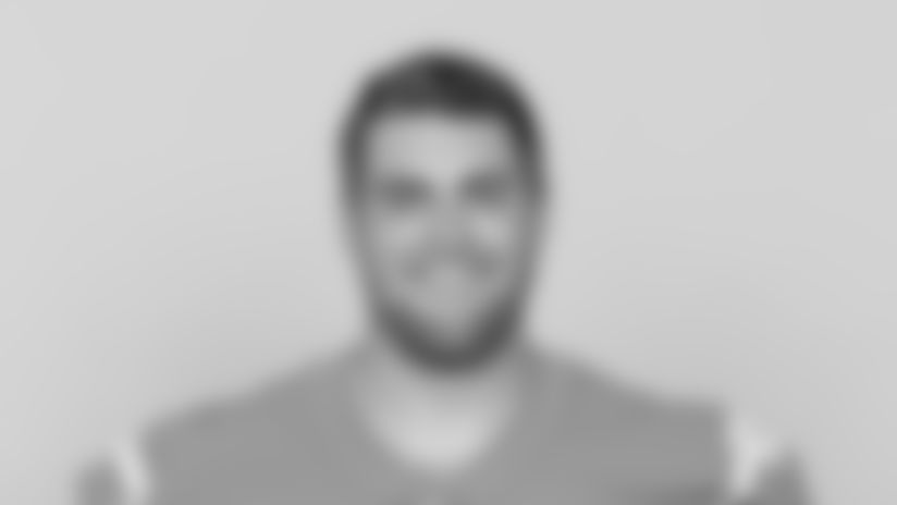 This is a 2020 photo of Forrest Lamp of the Los Angeles Chargers NFL football team. This image reflects the Los Angeles Chargers active roster as of Saturday, Aug. 1, 2020 when this image was taken. (AP Photo)