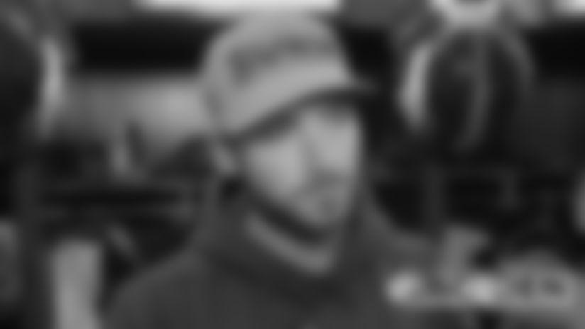 #LACvsDEN: QB Brandon Allen