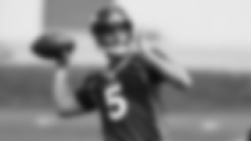 Countdown to Camp: Joe Flacco's fresh start