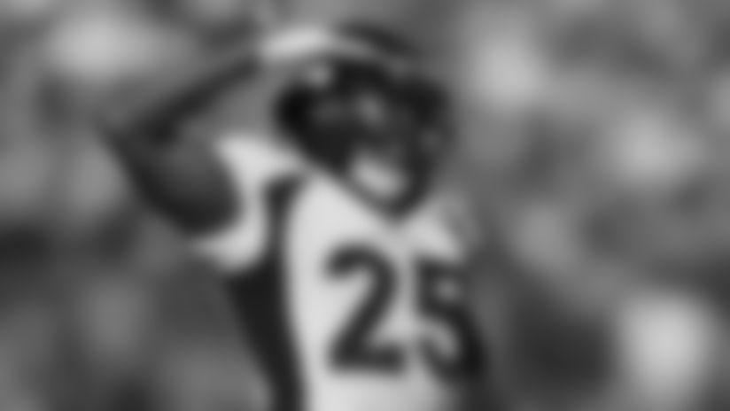 A tribute to Chris Harris Jr.'s Broncos career
