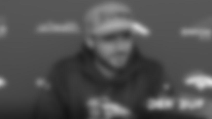 #DENvsBUF: QB Brandon Allen