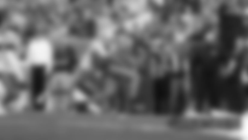 #DETvsDEN: Drew Lock completes 20-yard pass to DaeSean Hamilton