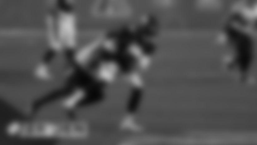 #TENvsDEN: Jerry Jeudy's first career catch as a Bronco