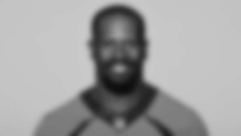 This is a 2021 photo of Von Miller of the Denver Broncos NFL Football team.
