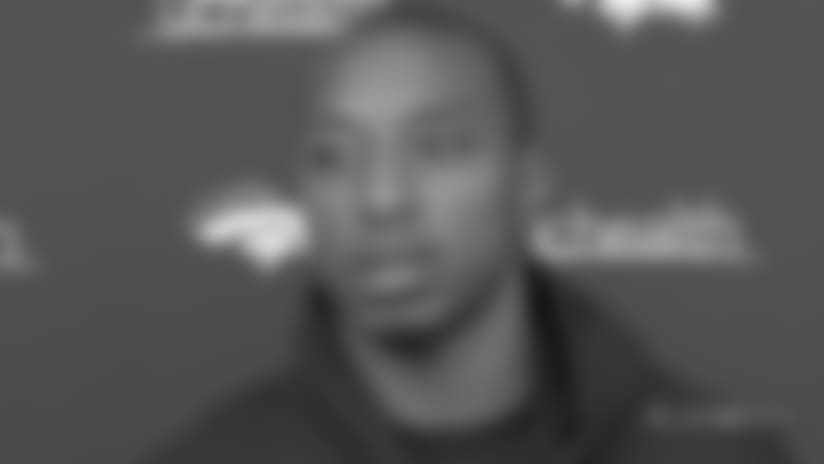 #LARvsDEN: CB Chris Harris Jr.