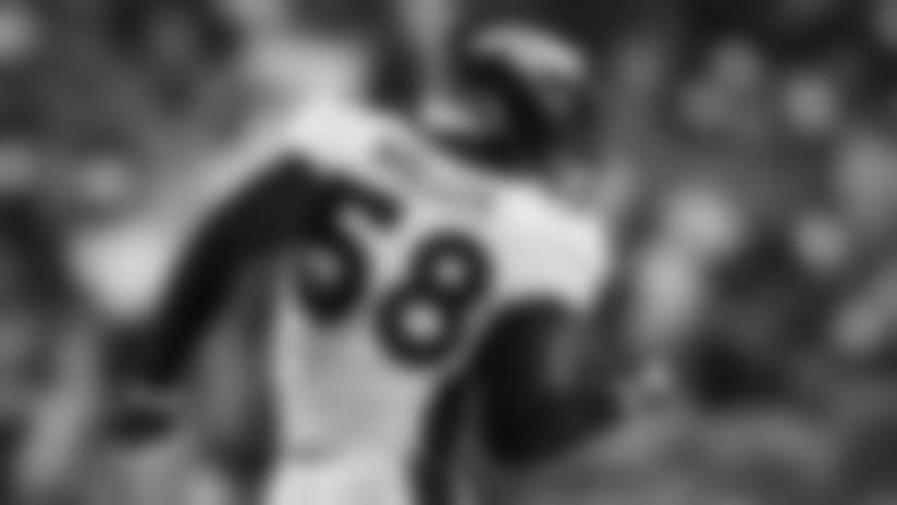 Broncos, Briefly: Tuesday, Aug. 28, 2018