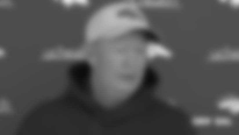 #DENvsBAL: OC Bill Musgrave