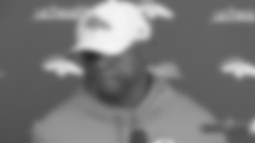 #HOUvsDEN: DC Joe Woods