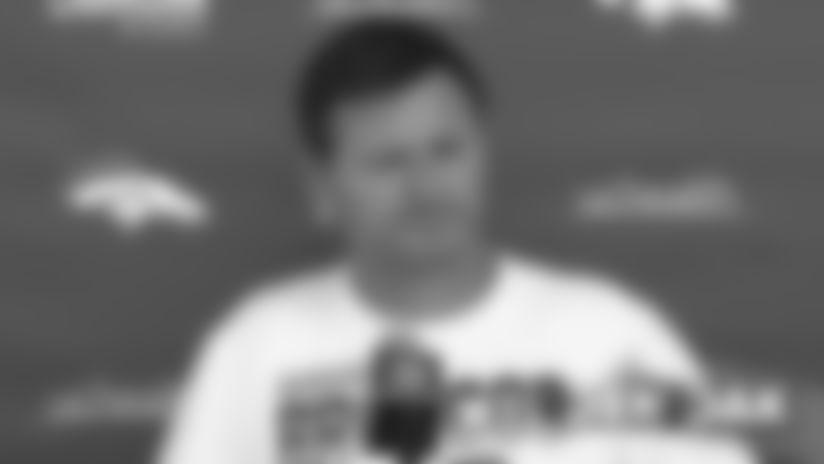 #DENvsOAK: OC Rich Scangarello