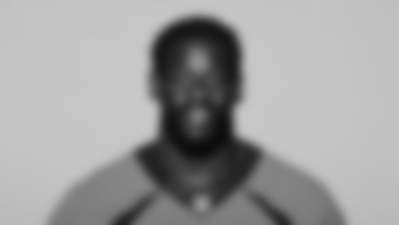 This is a 2021 photo of Shamar Stephen of the Denver Broncos NFL Football team.