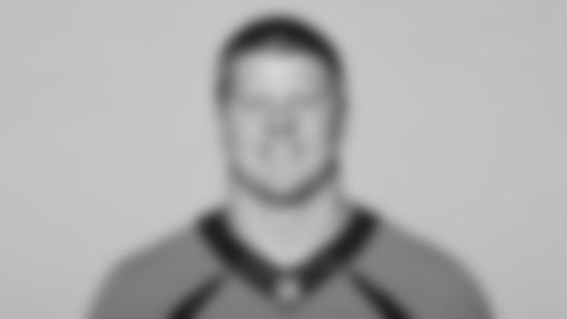 This is a 2021 photo of Shaun Beyer of the Denver Broncos NFL Football team.