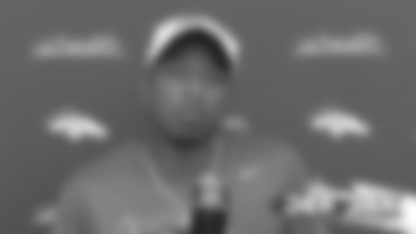 #DENvsOAK: CB Chris Harris Jr.