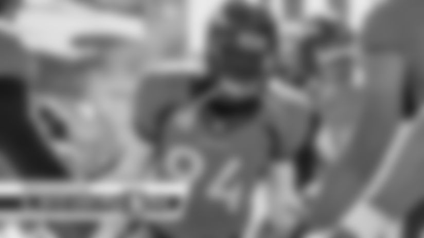 Broncos Legends: DeMarcus Ware's top three moments in Denver