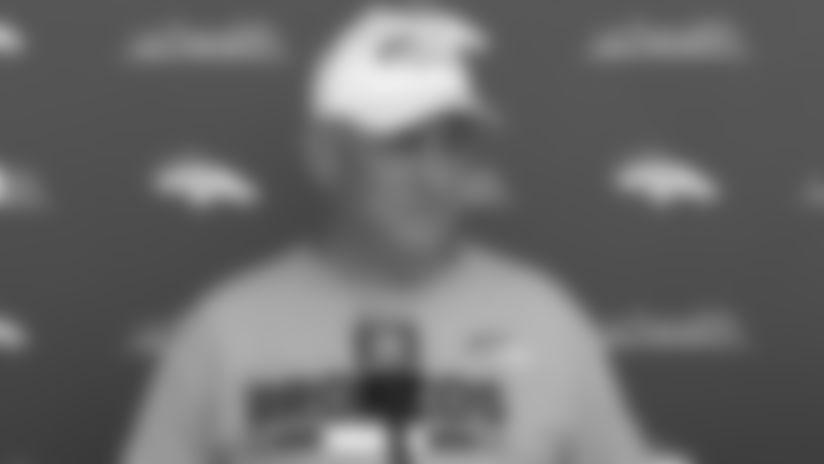 Fangio: Hogan, Rypien will both play in #AZvsDEN