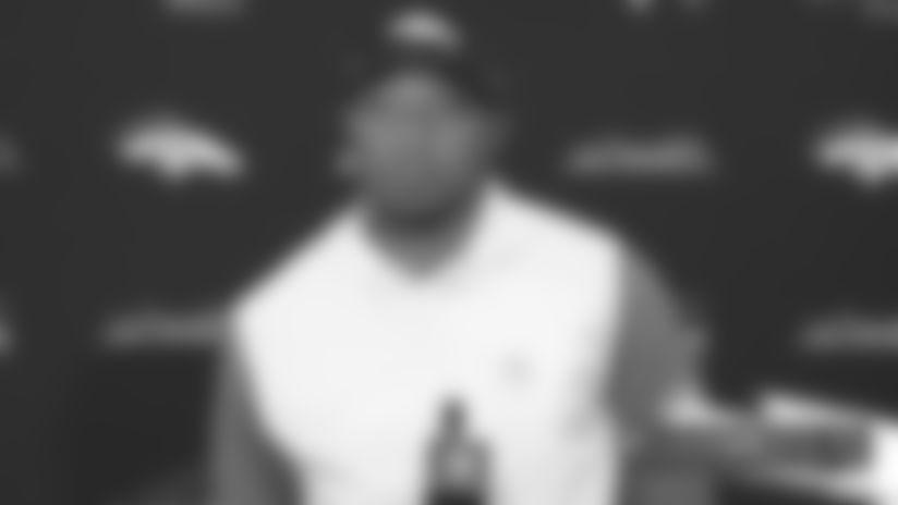 #JAXvsDEN: CB Chris Harris Jr.