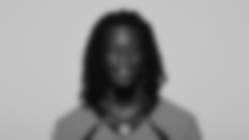 This is a 2021 photo of Jerry Jeudy of the Denver Broncos NFL Football team.