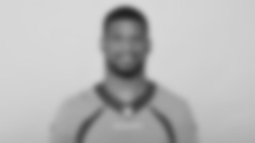 This is a 2018 photo of David Williams of the Denver Broncos NFL football team. This image reflects the  active roster as of Monday, June 11, 2018 when this image was taken. (AP Photo)