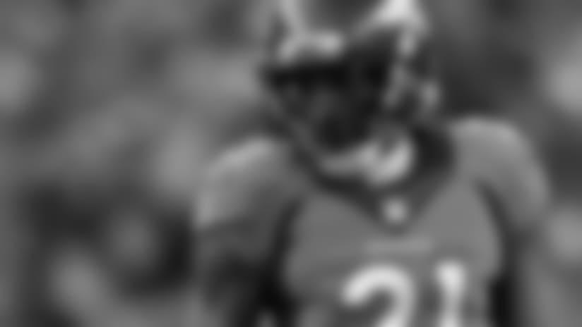 Broncos inactives vs. Oakland