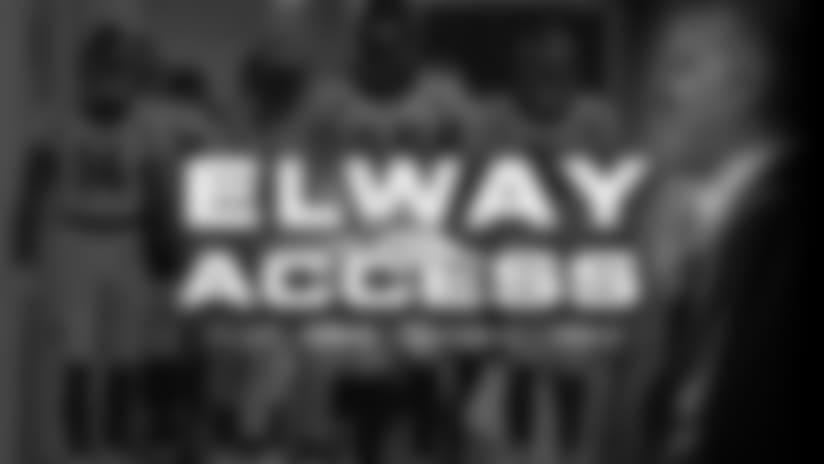 Elway Access: Week 16