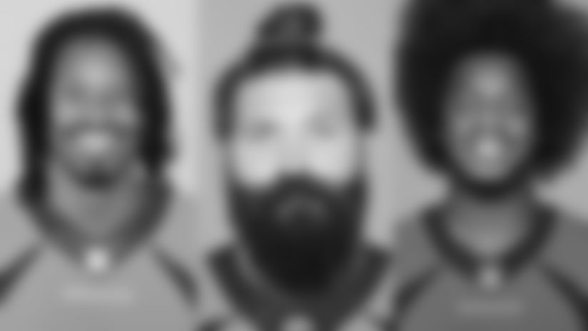 Big beards and homemade haircuts: What the Broncos might look like when quarantine ends