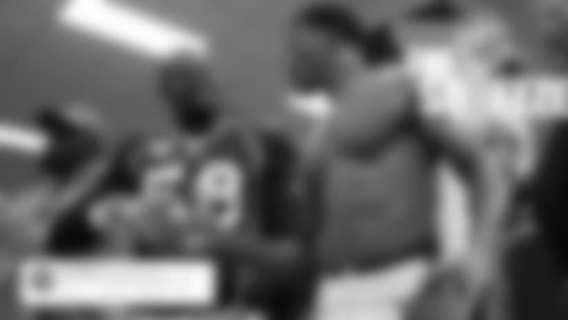 The Squeeze: Demaryius Thomas' Broncos teammates bid farewell on social media