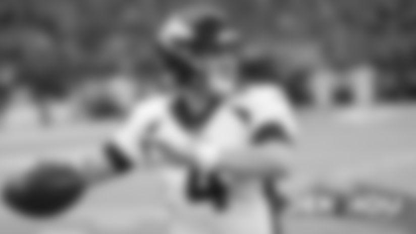 Broncos sign QB Brett Rypien to practice squad