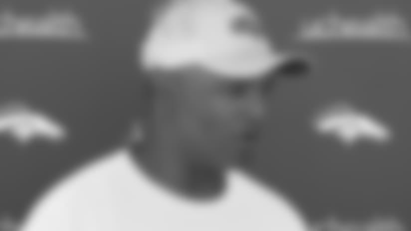 #OAKvsDEN: DC Joe Woods