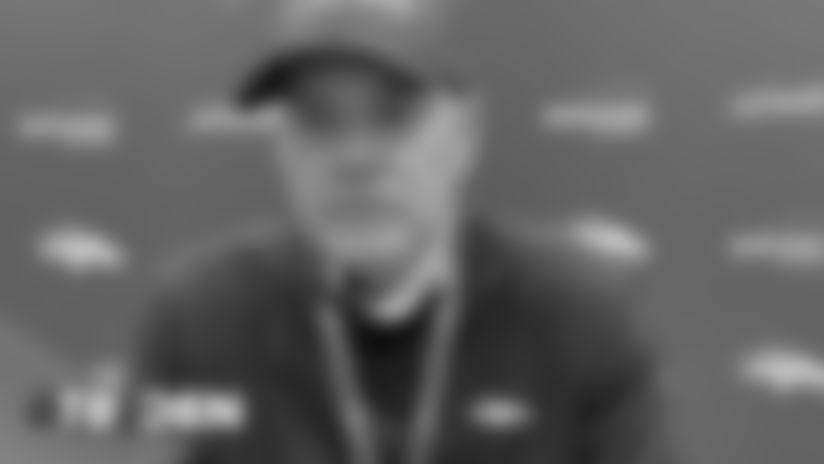 #TBvsDEN: DC Ed Donatell