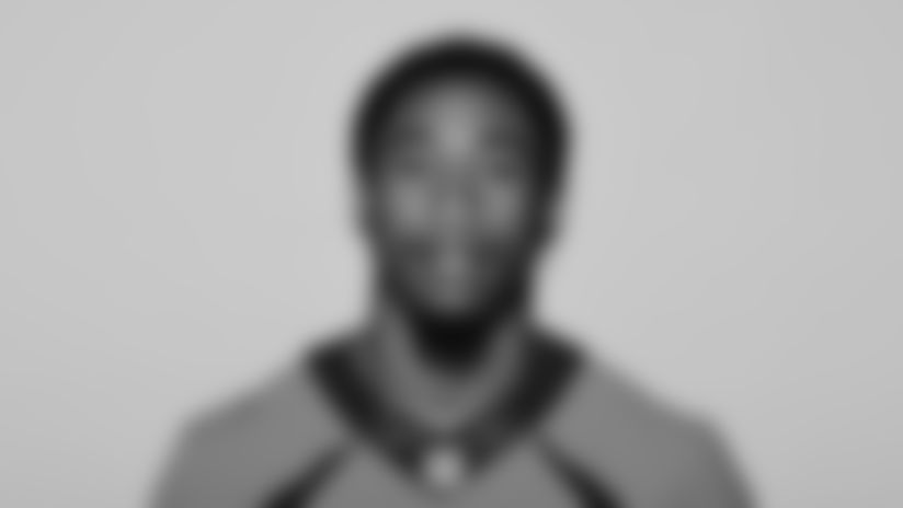 This is a 2021 photo of Ronald Darby of the Denver Broncos NFL Football team.
