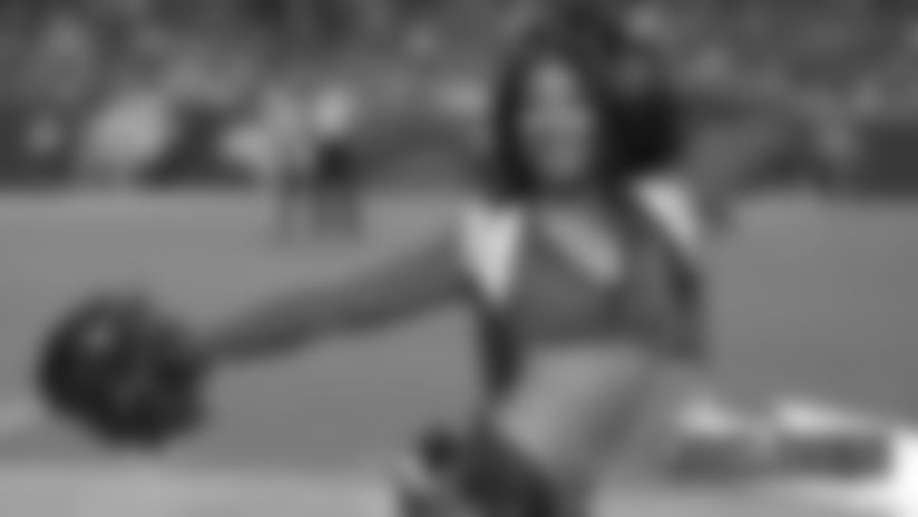 Denver Broncos Cheerleaders game gallery: vs. Cardinals