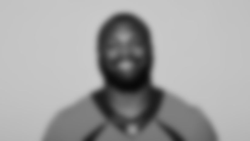 This is a 2021 photo of Royce Freeman of the Denver Broncos NFL Football team.