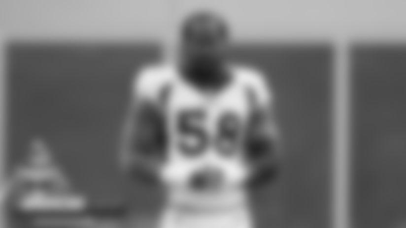 #BroncosCamp injury report: Von Miller, Nick Vannett return to practice; Michael Ojemudia, Justin Strnad miss time