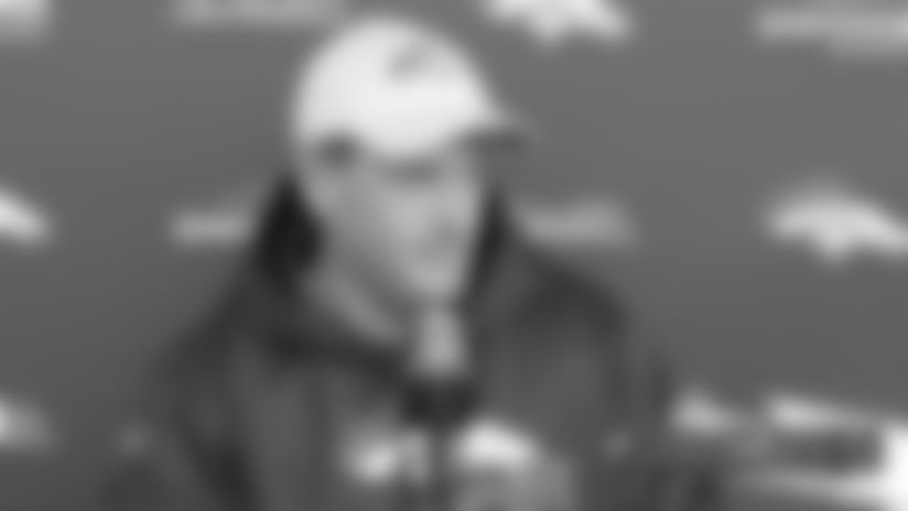 #OAKvsDEN: STC Tom McMahon