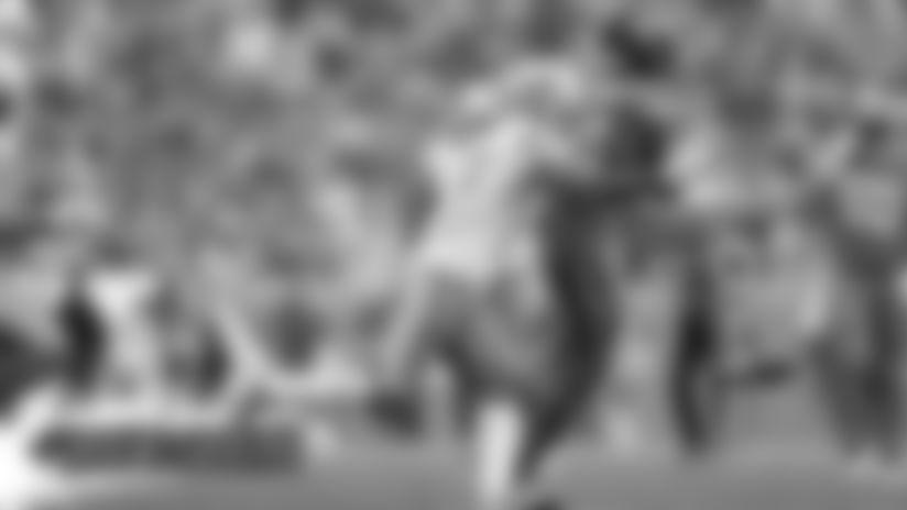 #DETvsDEN: Drew Lock throws 15-yard fastball to Courtland Sutton