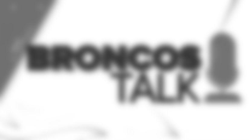 Broncos Talk: Oct. 18