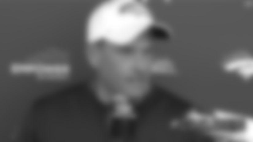 #CLEvsDEN: STC Tom McMahon
