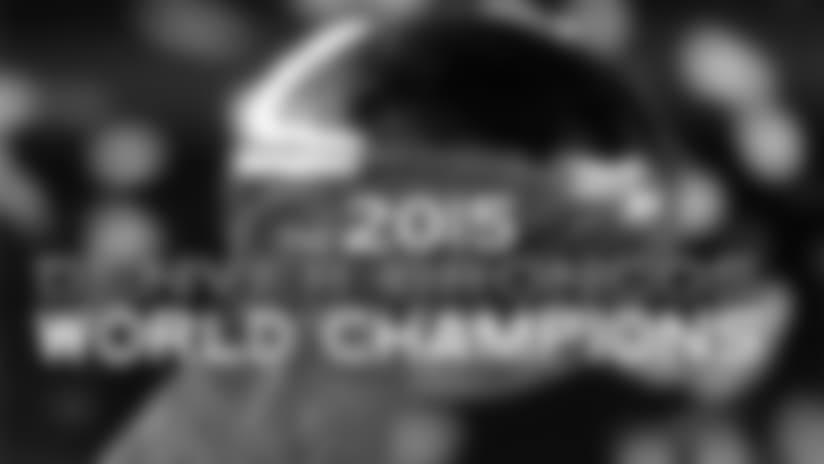 2015 Broncos Video Yearbook