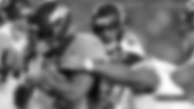 Royce Freeman scores 4-yard touchdown to put Broncos up vs. Bears
