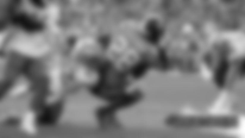 #DETvsDEN: Royce Freeman caps Broncos' nine-play drive with TD